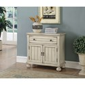 Coast to Coast Imports Coast to Coast Accents Two Door One Drawer Cabinet