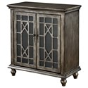 Coast to Coast Imports Coast to Coast Accents Two Door Cabinet - Item Number: 91830