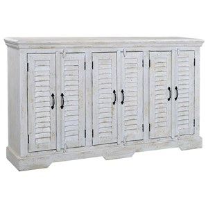 Coast to Coast Imports Coast to Coast Accents Six Door Credenza