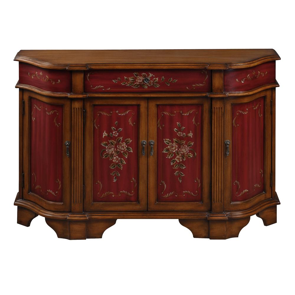 Coast to Coast Imports Coast to Coast Accents 1 Dw 4 Drs Cabinet - Item Number: 94090
