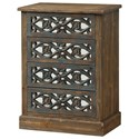 Coast to Coast Imports Coast to Coast Accents Four Drawer Chest - Item Number: 96524