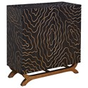 Coast to Coast Imports Coast to Coast Accents Two Door Cabinet - Item Number: 96547