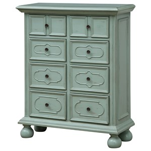Coast to Coast Imports Coast to Coast Accents Eight Drawer Chest
