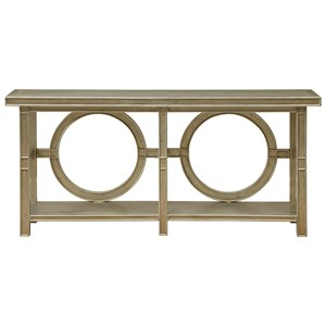 Coast to Coast Imports Coast to Coast Accents Console Table