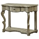 Coast to Coast Imports Coast to Coast Accents One Drawer Console Table - Item Number: 96591