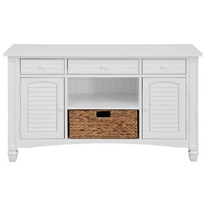 Coast to Coast Imports Coast to Coast Accents Harbor Towne Console Table