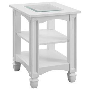 Coast to Coast Imports Coast to Coast Accents Bayside Chairside Table