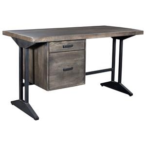 Coast to Coast Imports Coast to Coast Accents Two Drawer Writing Desk