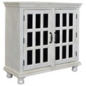 Coast to Coast Imports Coast to Coast Accents Two Door Cabinet - Item Number: 98225