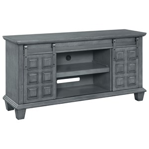Coast to Coast Imports Coast to Coast Accents Two Door Media Credenza