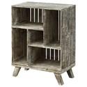 Coast to Coast Imports Coast to Coast Accents Crate Bookcase - Item Number: 30414