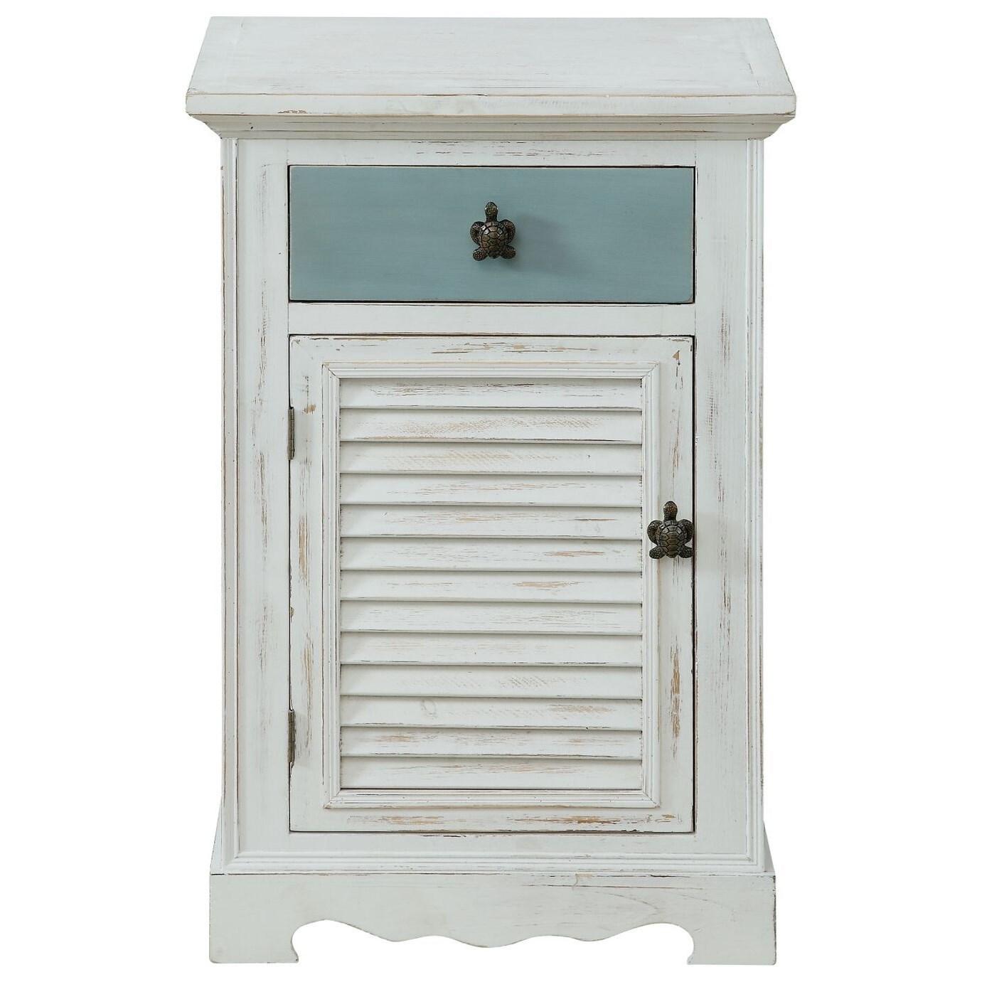 One Door One Drawer Cabinet