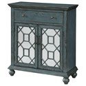 Coast to Coast Imports Coast to Coast Accents Two Door One Drawer Cabinet - Item Number: 30469
