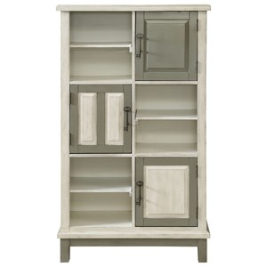 Three Door Bookcase