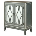 Coast to Coast Imports Coast to Coast Accents Two Door Cabinet - Item Number: 30506