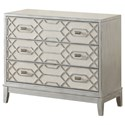 Coast to Coast Imports Coast to Coast Accents Three Drawer Chest - Item Number: 30518
