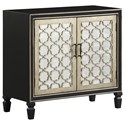 Coast to Coast Imports Coast to Coast Accents Two Door Chest - Item Number: 30526