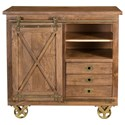 Coast to Coast Imports Coast to Coast Accents 3-Drawer Cabinet - Item Number: 34703