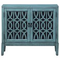 Coast to Coast Imports Coast to Coast Accents Two Door Cabinet - Item Number: 36500