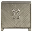 Coast to Coast Imports Pieces in Paradise Two Door Cabinet - Item Number: 36602