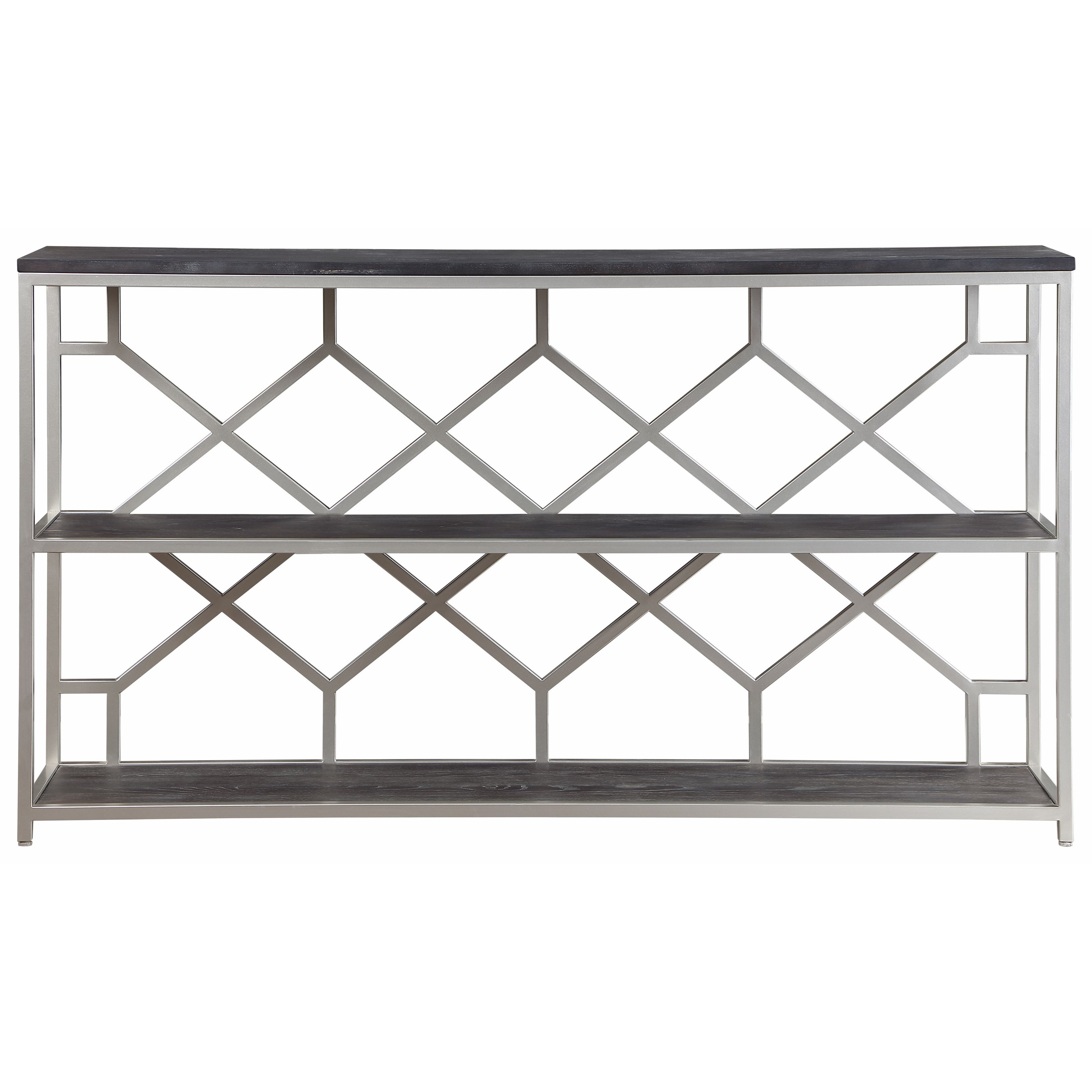 C2C Accents Console Table by C2C at Walker's Furniture