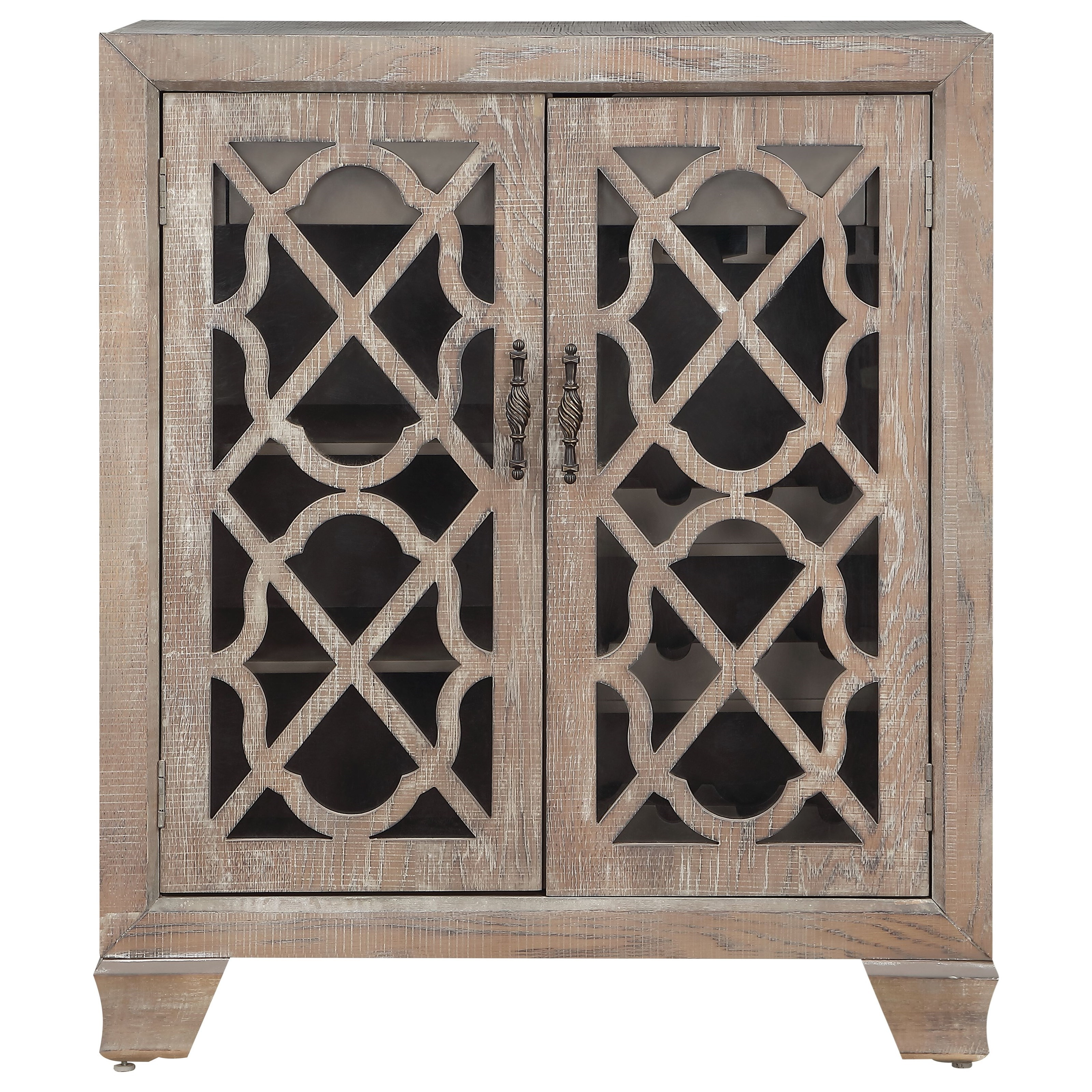 Two Door Wine Cabinet