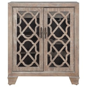 Two Door Wine Cabinet