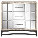 Coast to Coast Imports Coast to Coast Accents Three Drawer Chest - Item Number: 40269