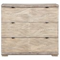 Coast to Coast Imports Coast to Coast Accents Three Drawer Chest - Item Number: 40272