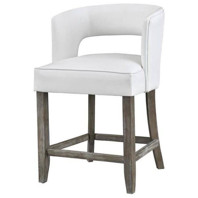 Coast to Coast Accents Counter Height Barstool by Coast to Coast Imports at Johnny Janosik