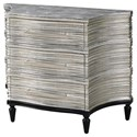 Coast to Coast Imports Coast to Coast Accents Three Drawer Chest - Item Number: 48178