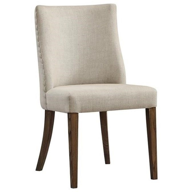 Coast to Coast Accents Contemporary Dining Chair by Coast to Coast Imports at Johnny Janosik