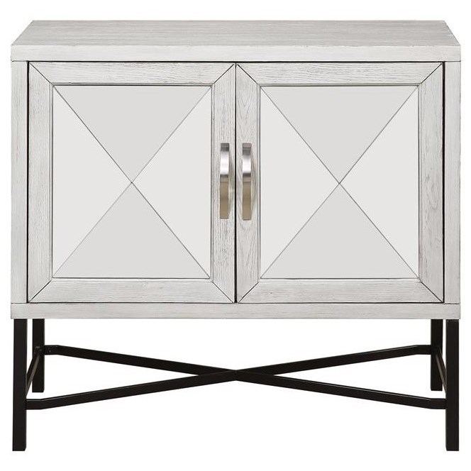 Coast to Coast Accents 2-Door Cabinet by Coast to Coast Imports at Darvin Furniture