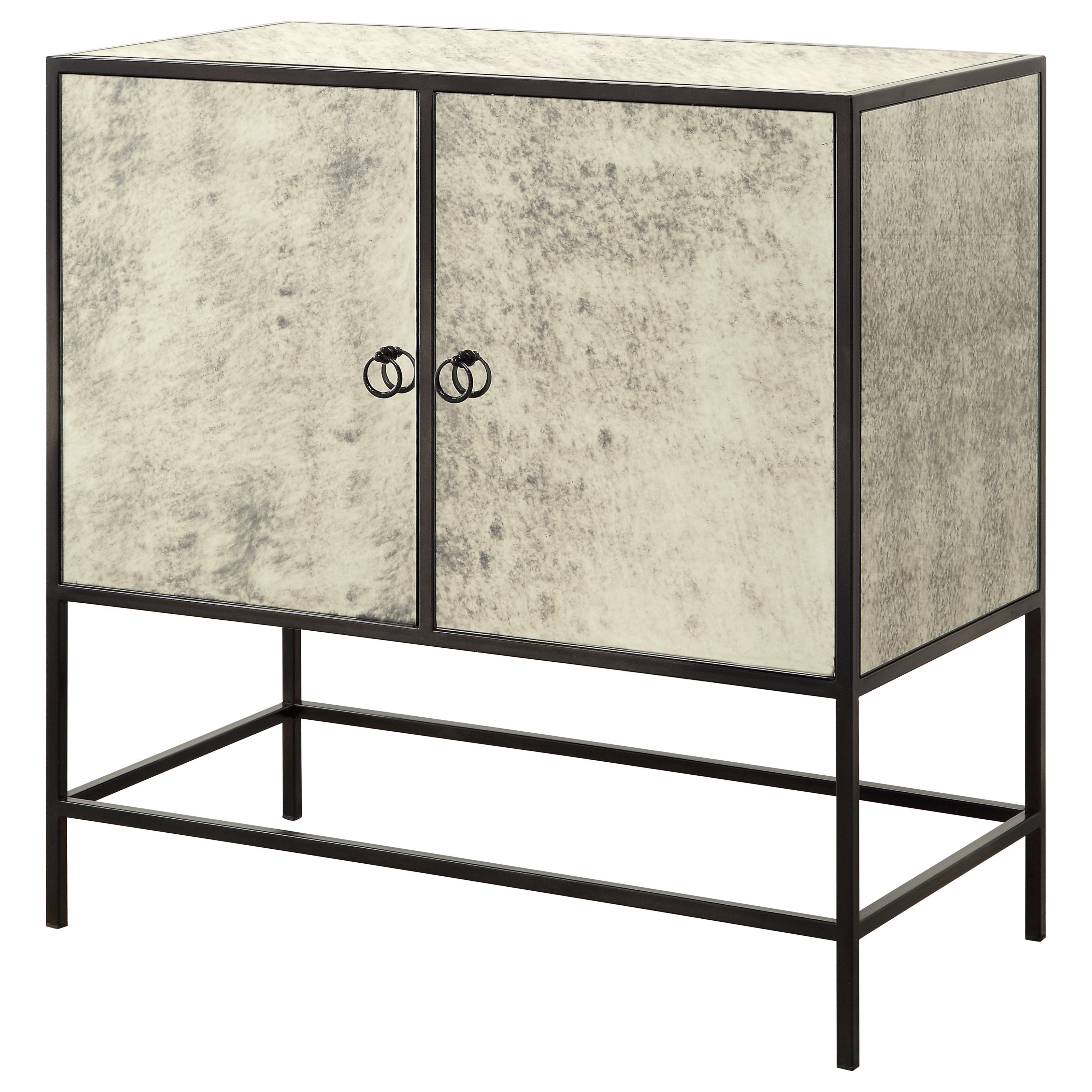 Coast to Coast Imports Coast to Coast Accents Two Door Cabinet - Item Number: 78642
