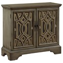 Coast to Coast Imports Coast to Coast Accents Two Door Cabinet - Item Number: 78662