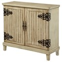 Coast to Coast Imports Coast to Coast Accents Two Door Cabinet - Item Number: 78692