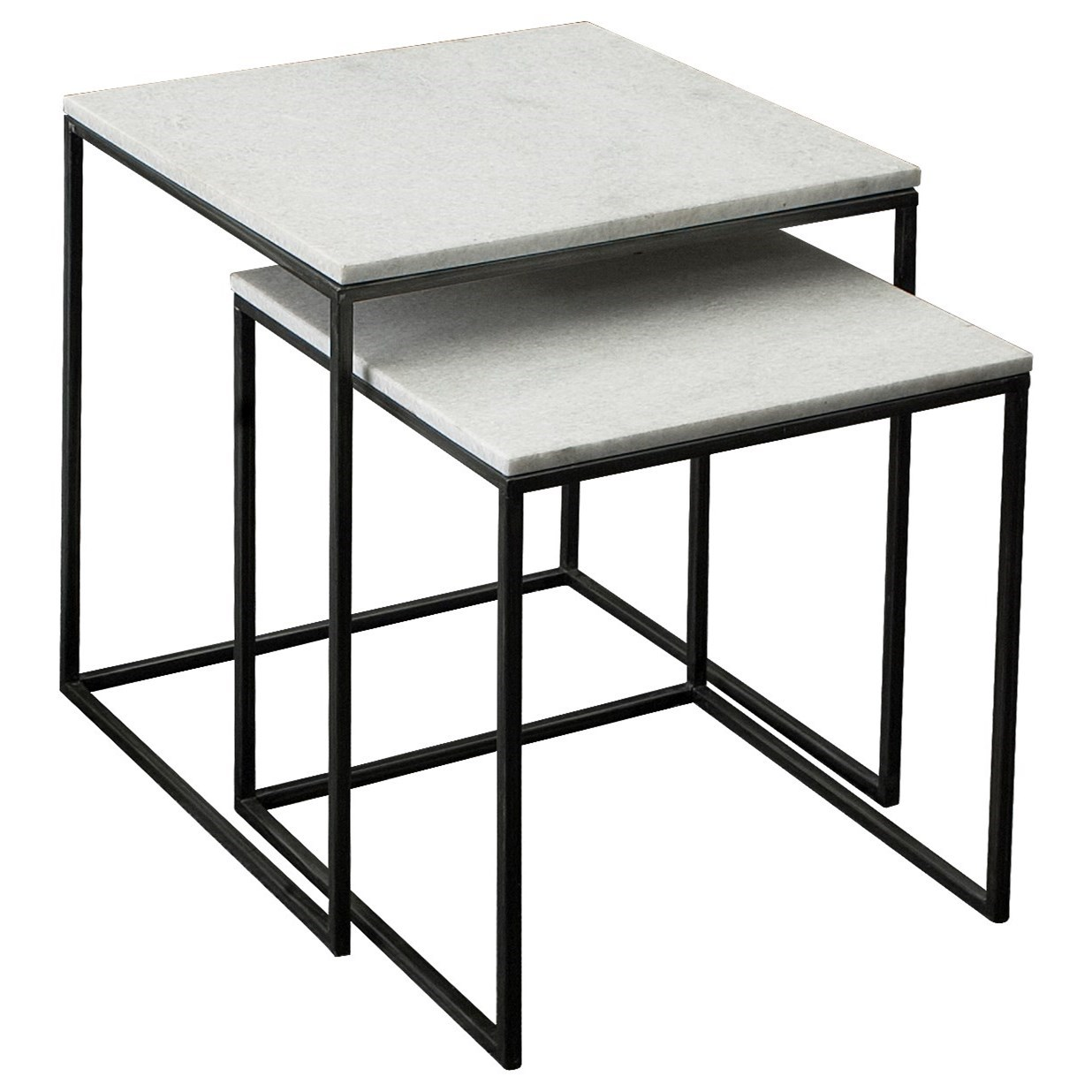 Coast to Coast Imports Coast to Coast Accents Nesting Tables - Item Number: 79700