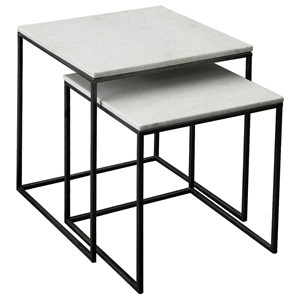 Coast to Coast Imports Coast to Coast Accents Nesting Tables