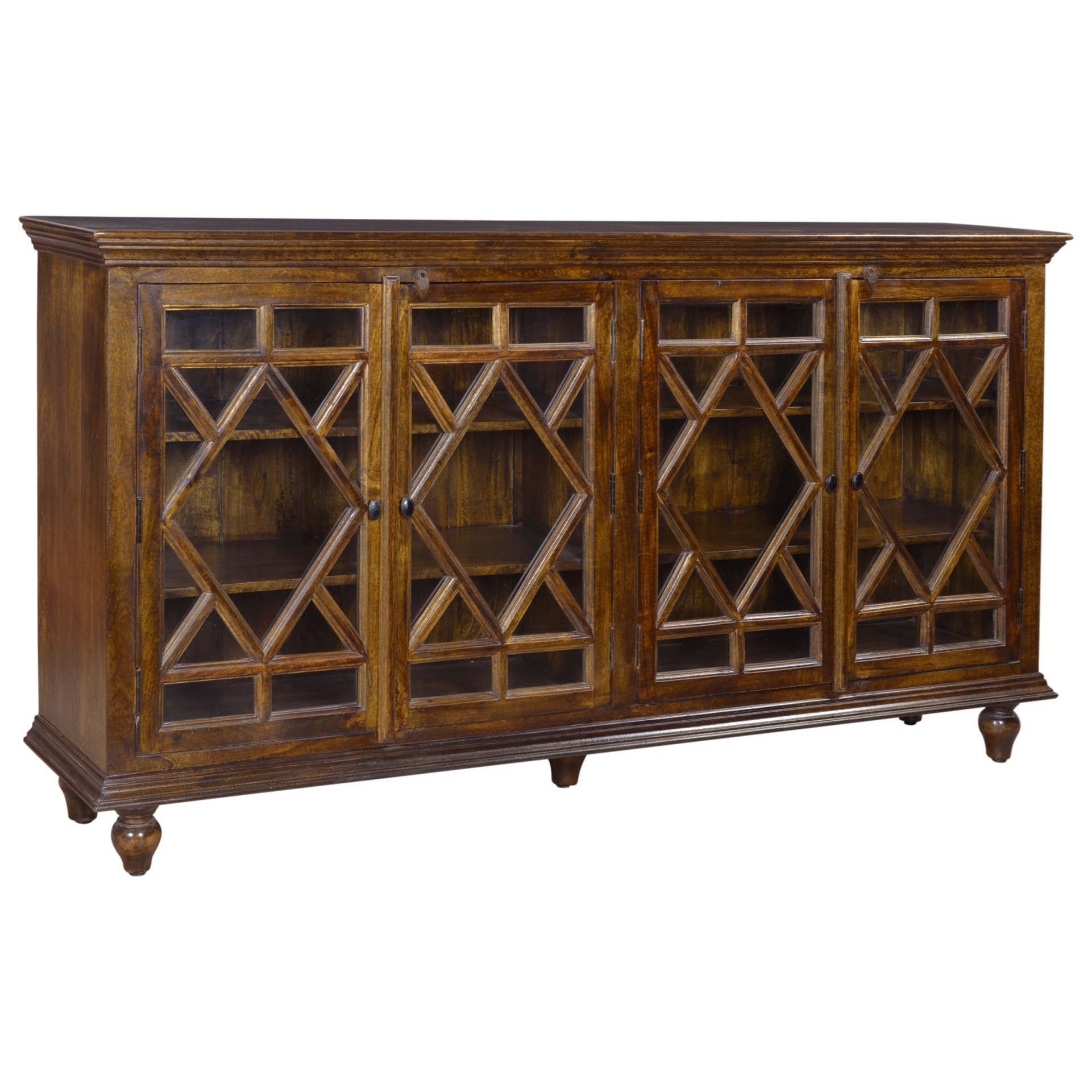 Coast to Coast Imports Coast to Coast Accents Four Door Credenza - Item Number: 79723
