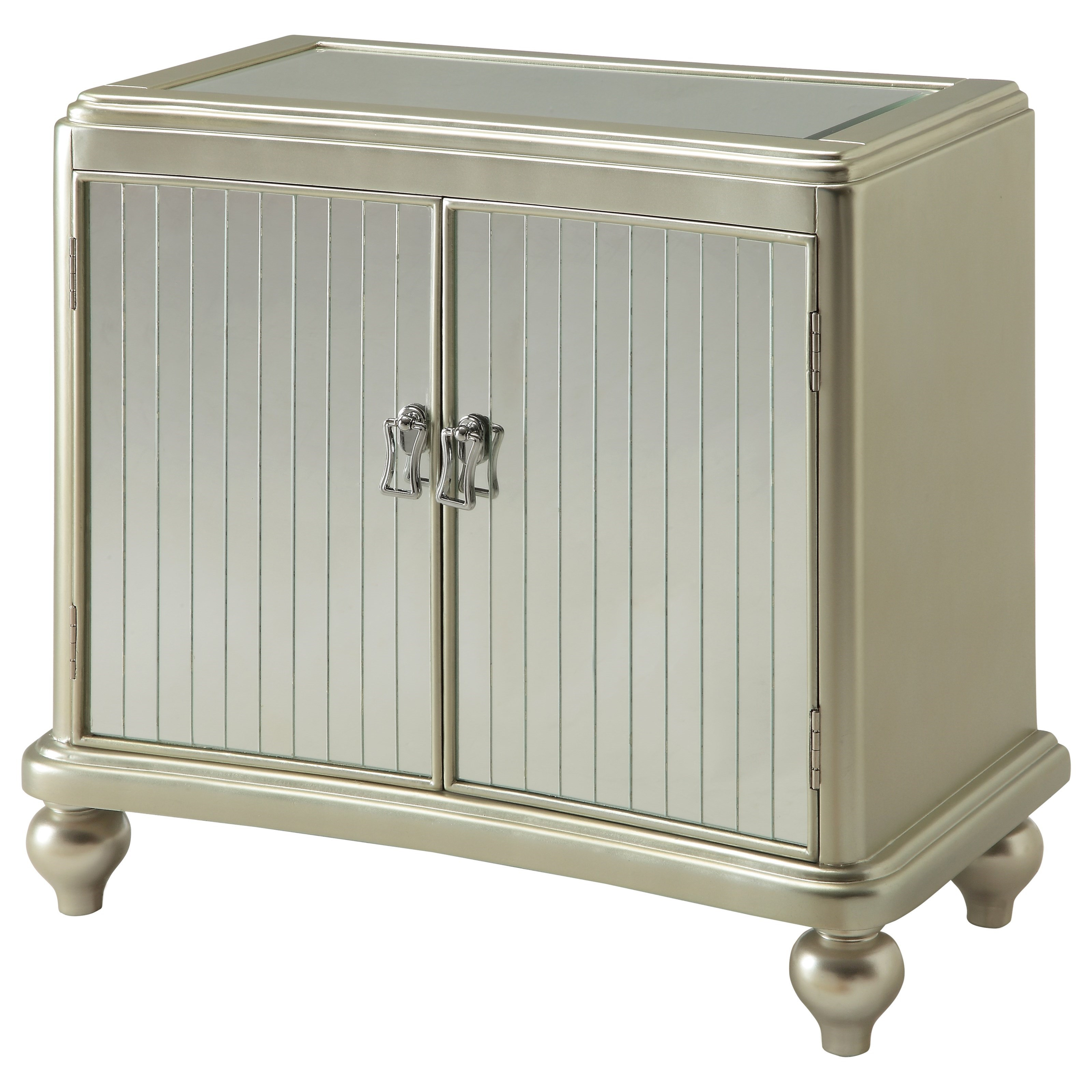Coast to Coast Imports Coast to Coast Accents Two Door Chest - Item Number: 91709