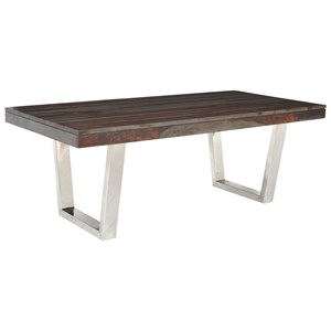 Coast to Coast Imports Cosmopolitan Dining Table