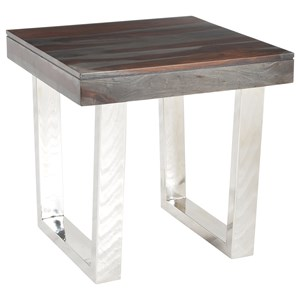 Coast to Coast Imports Cosmopolitan End Table