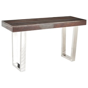Coast to Coast Imports Cosmopolitan Console Table