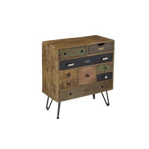 Morris Home Furnishings Grenada Grenada 9 Drawer Chest