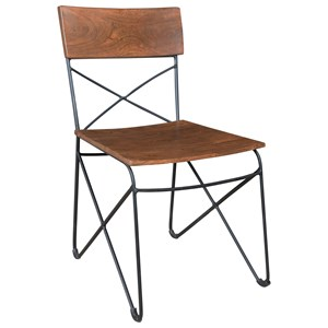 Coast to Coast Imports Highlander Dining Chair