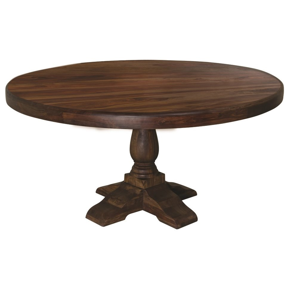 Coast to Coast Imports Jadu Accents Dining Table-Round - Item Number: 43543