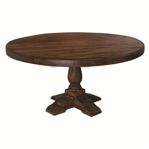 Coast to Coast Imports Jadu Accents Dining Table-Round