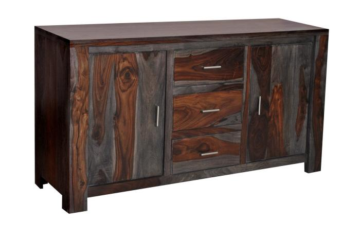 Coast to Coast Imports Grayson 3 Drawer 2 Door Sideboard - Item Number: 54713