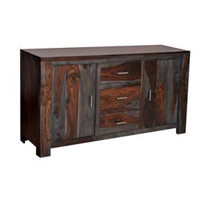 Coast to Coast Imports Grayson 3 Drawer 2 Door Sideboard