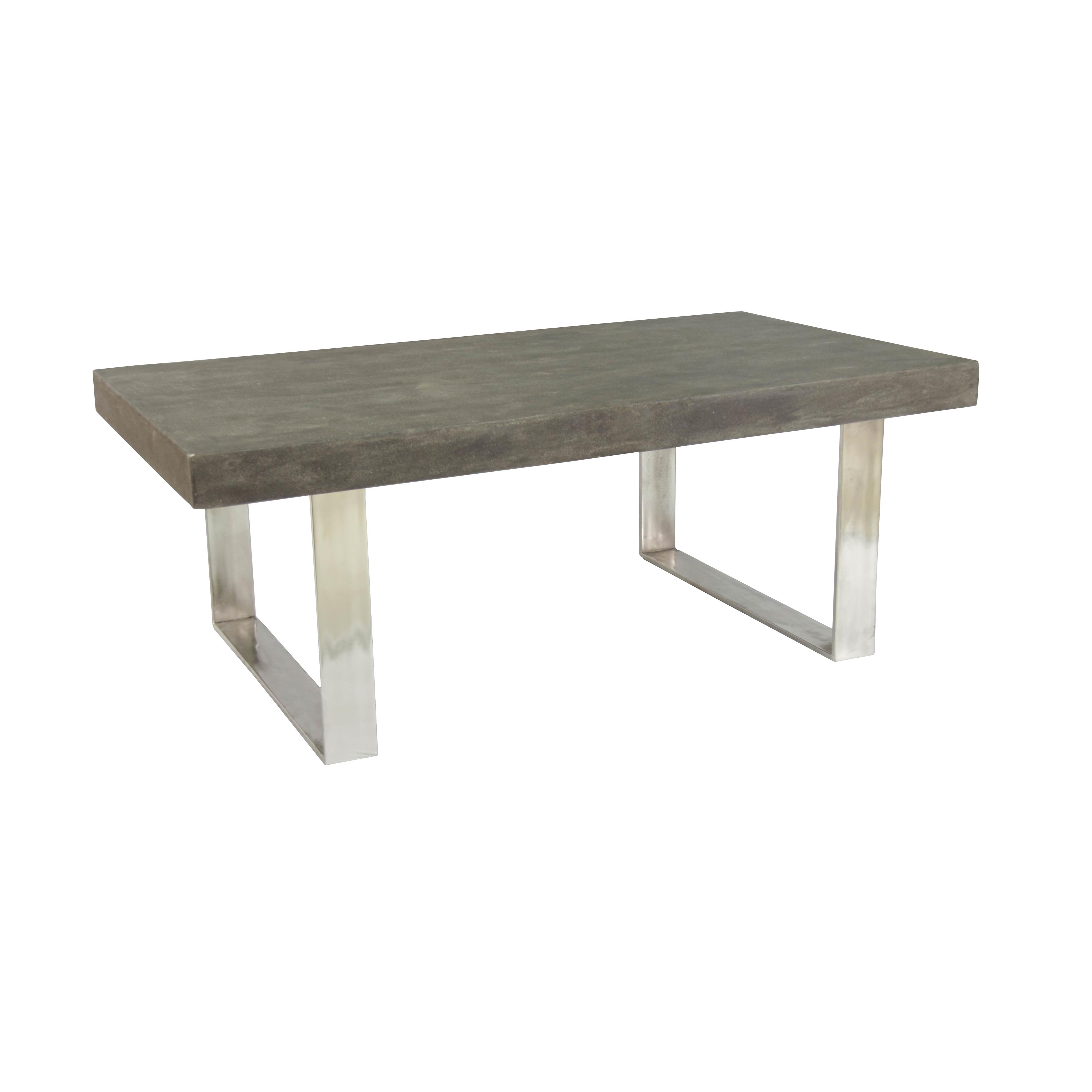 Coast to Coast Imports Jadu Accents Rectangular Cocktail Table - Item Number: 63100